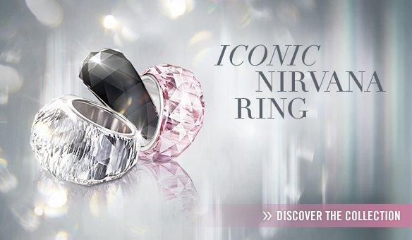 ICONIC NIRVANA RING
