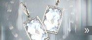 Nirvana Crystal DTL Pierced Earrings
