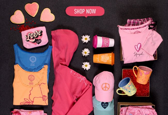 Shop the Valentines Day Collection