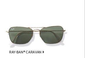 Ray-Ban® Caravan - Metal Sunglasses