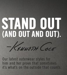 Stand Out (And out and out)