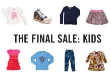 THE FINAL SALE KIDS