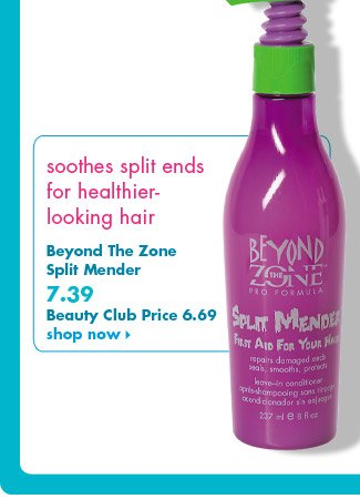 Beyond The Zone Split Mender