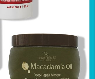 Hair Chemist Macadamia Oil Masque