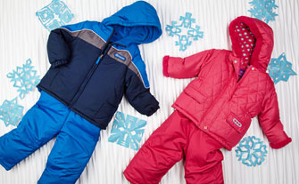 Kids' Outerwear Blowout- Visit Event