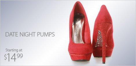 Date Night- pumps