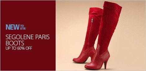 Segolene Paris Boots
