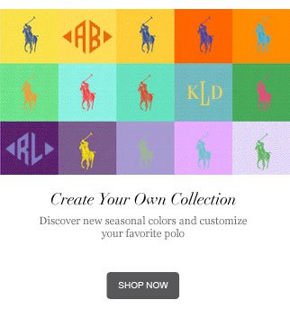 Create Your Own Collection