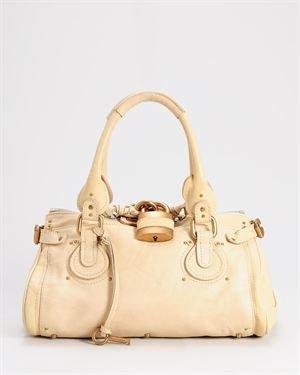 Chloe LU Leather Paddington Medium Satchel $599