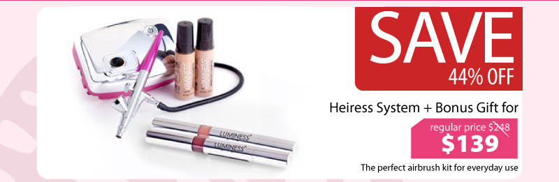 Purchase our Heiress System + Bonus Gift for $139.