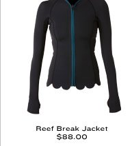 Reef Break Jacket $88.00