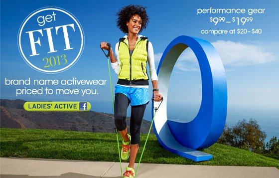 get fit 2013. ladies active