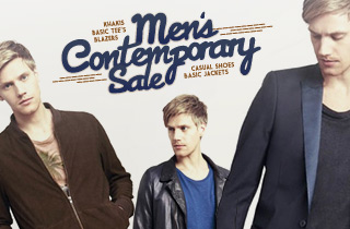 Men's Contemporary Sale