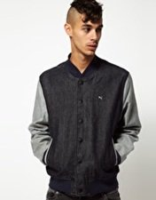Nike Canvas Destroyer Jacket
