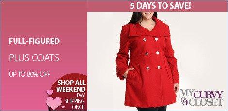 Plus Coats