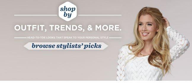 Browse Stylists' Picks