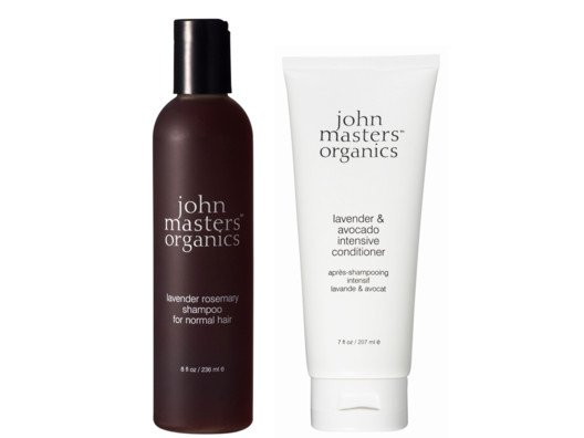 This duo will keep your hair shiny, bouncy, and happy!