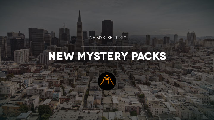 Mystery Packs Are Back!