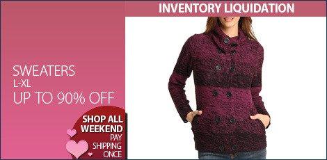 Sweater L - XL+