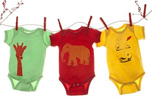 Pigeon Camera Kids: Bodysuits for Baby