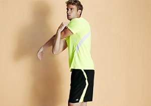 Active Winter: Performance Tees & Tops