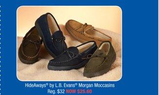 HideAways® by L.B. Evans® Morgan Moccasins