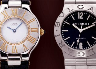 Luxury Made in Switzerland Watches: Cartier, Rolex & more