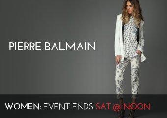 PIERRE BALMAIN - Women
