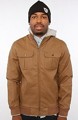 The Rapture Jacket in Light Brown