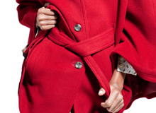 Go-Everywhere Coats Capes, Down Jackets, & More