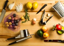 Resolve to Cook More Kitchen Gadgets & Cutlery