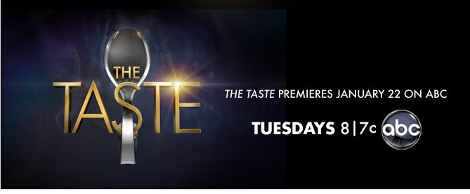 THE TASTE PREMIERES JANUARY 22 ON ABC - TUESDAYS 8|7c ON ABC