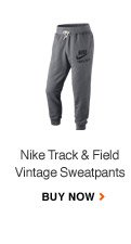 Nike Track & Field Vintage Sweatpants | BUY NOW