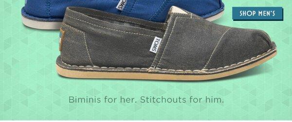 Shop Men's Stitchouts