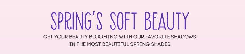 spring's soft beauty