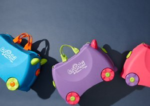 Traveling Tots: Kids' Luggage & Accessories