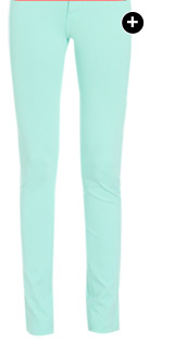 Pastel Ponte Skinny Pant - Shop Now