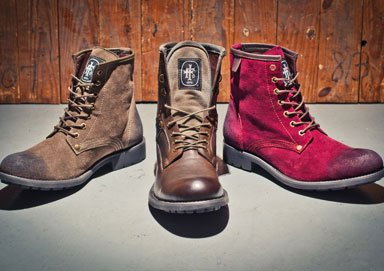 Shop Half-Off Boots by Iron Fist