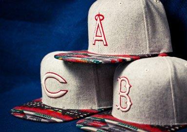 Shop They're Back! Navajo-Printed Hats