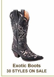 Exotic Boots