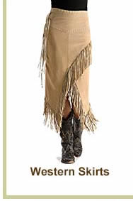 Western Skirts