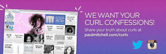 We Want Your Curl Confessions