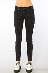 The Lizzy 5-Pocket Skinny Jean in Blue Riot