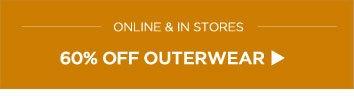 60% Outerwear