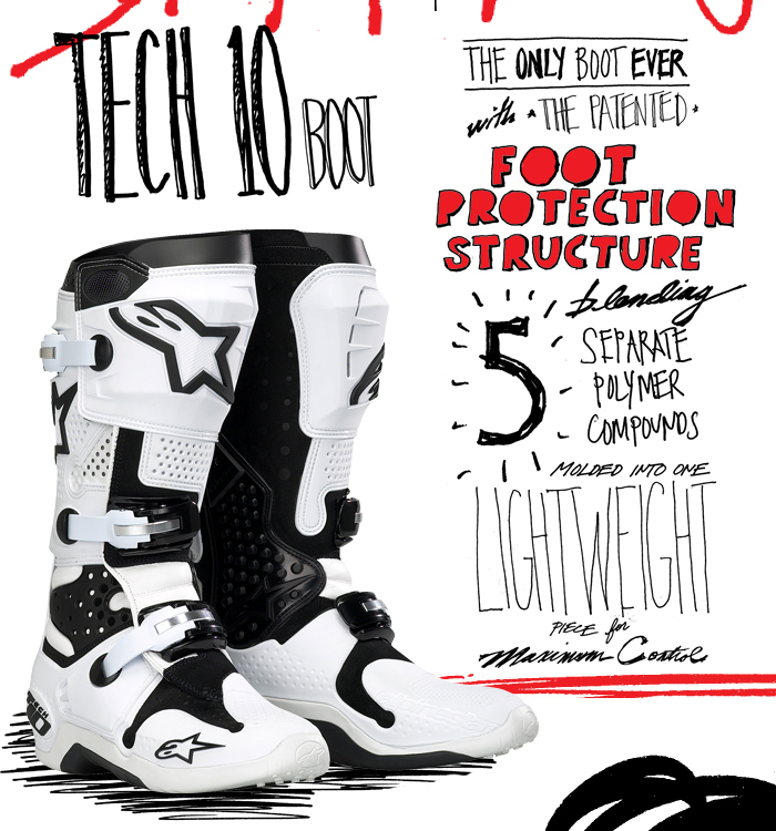 Alpinestars Tech 10 Boot