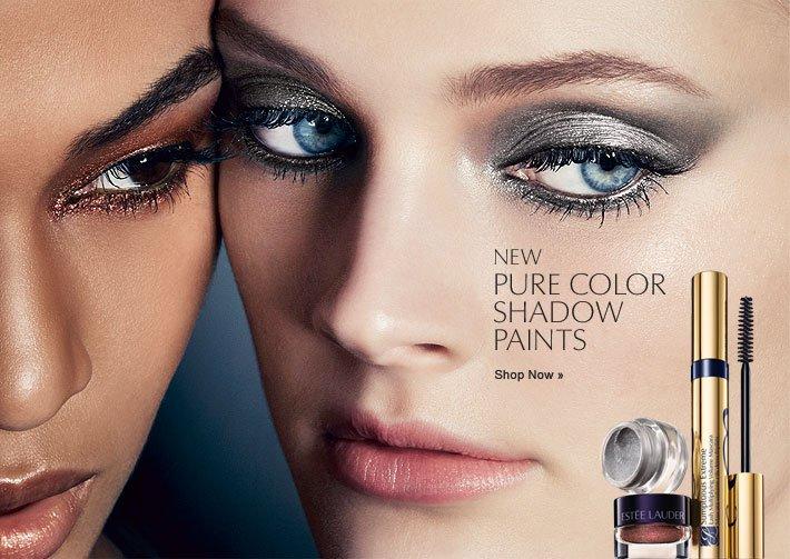 New Pure Color Shadow Paints  Shop Now »