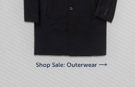 Shop Sale: Outerwear