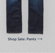 Shop Sale: Pants