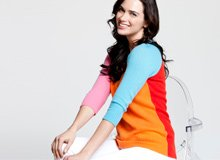 The Cashmere Shop Women's Spring-Hued Sweaters