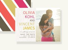 For the Invitations Wedding Paper Divas